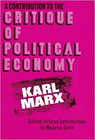 From the Classics: Marx on Historical Materialism