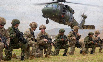 Colombia/US Axis: Hitting at Venezuela