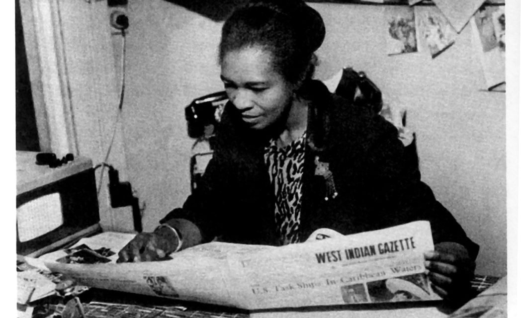 Claudia Jones and the Emancipatory Promise of Socialism