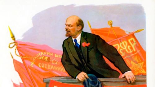 From the Classics:  Lenin on the 1912 U.S. Presidential Elections