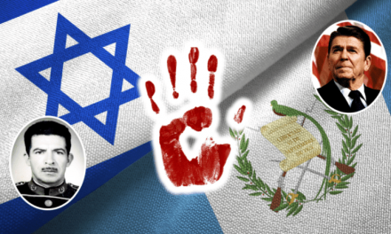 Zionism's Bloody History in Guatemala