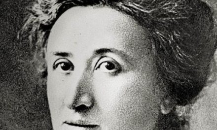 From the Classics:  Rosa Luxemburg's Last Writing