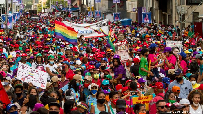 Who to Believe about Venezuela's Election? Firsthand Observation or PBS NewsHour?