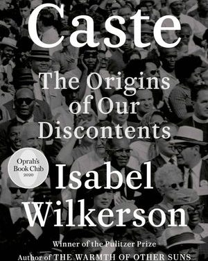 Caste Does Not Explain Race