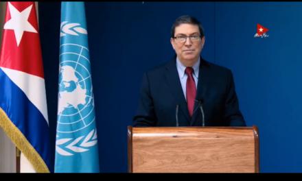 Cuban Foreign Minister's Speech at UN Human Rights Council