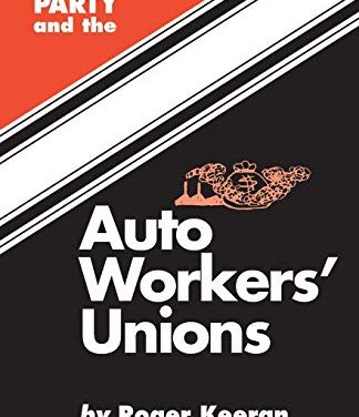 Book Review: Reissue of Classic Work on Birth of Autoworkers Unions