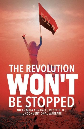 """Book Review: """"The Revolution Won't Be Stopped: Nicaragua Advances…"""""""