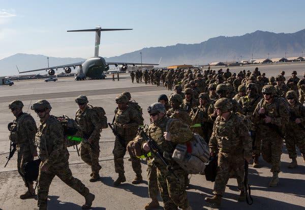 Afghanistan: Biden's Claim To Be Ending America's Longest War Is Misleading