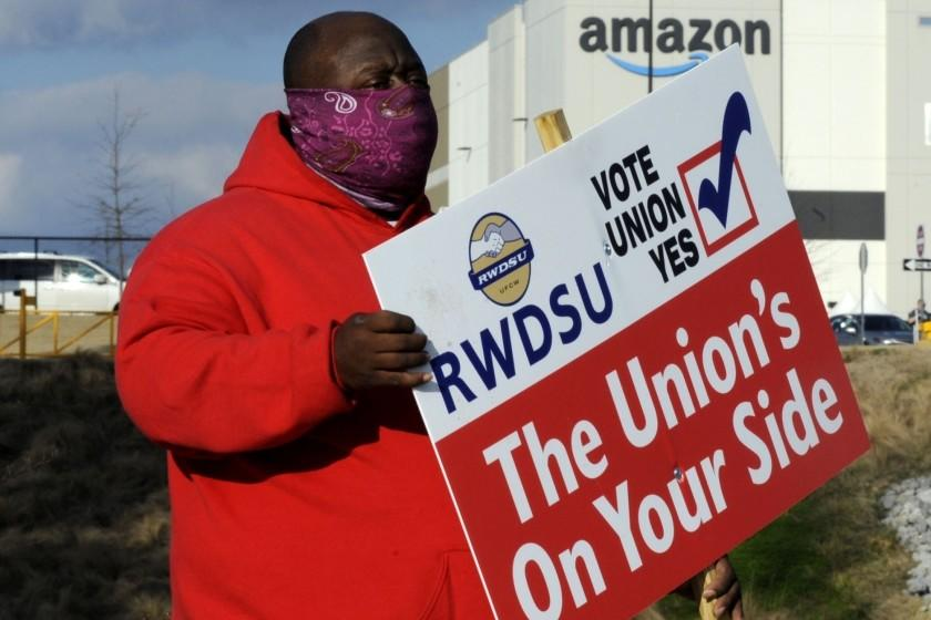 Lessons from Labor History for Organizing Amazon
