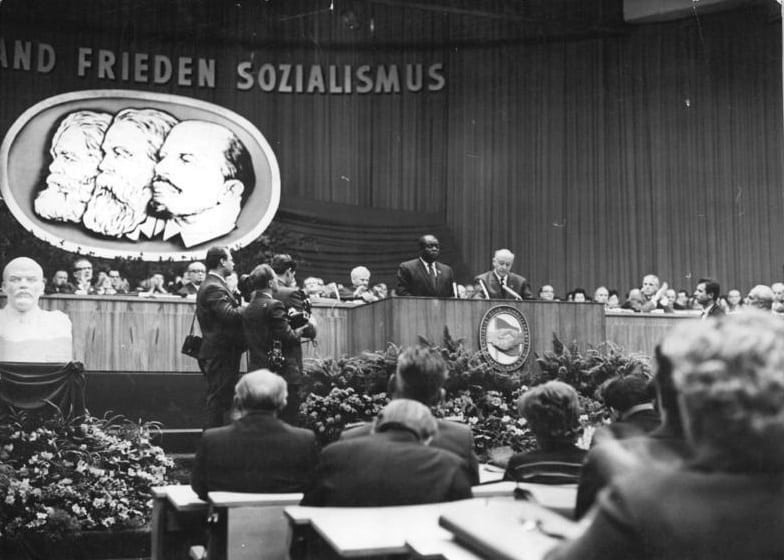 Black Radicalism in the Face of Anticommunism