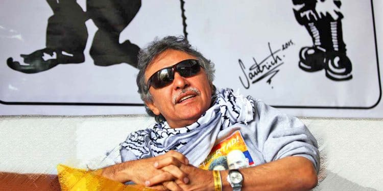 In Memoriam Jesús Santrich: The Laughter of a Bolivarian Cannot Be Easily Extinguished