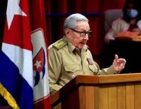 Farewell Address, Raul Castro, Eighth Cuban Communist Party Congress
