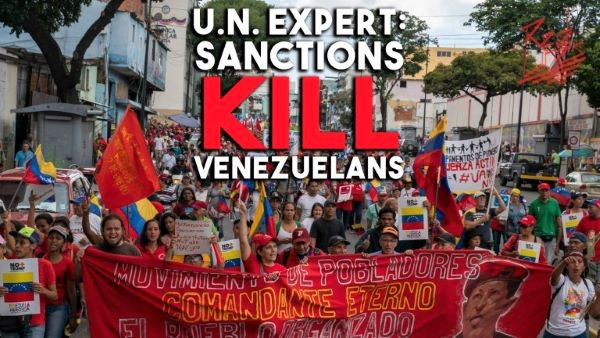 Government Report Documents US Responsibility for Venezuela's Humanitarian Dilemma