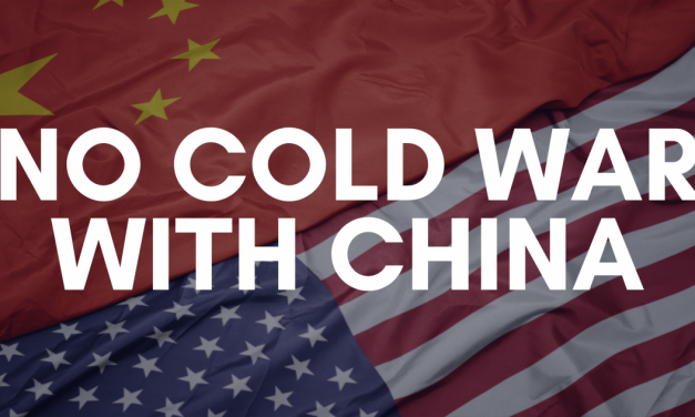 Washington Urged to Abandon Cold War Mentality