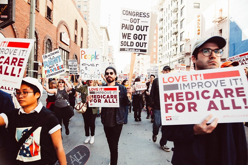 Liberals and Congress Retreat Rather Than Fight for National Single-Payer Medicare for All
