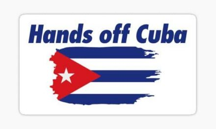 Hands off Cuba! The US Peace Council
