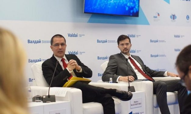 Foreign Affairs Minister Arreaza Discusses the Real Reasons Behind US Aggression Against Venezuela