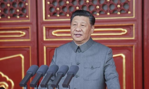Xi Jinping: On the Centenary of the Communist Party of China