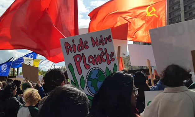 The Struggle for Working-Class Environmentalism