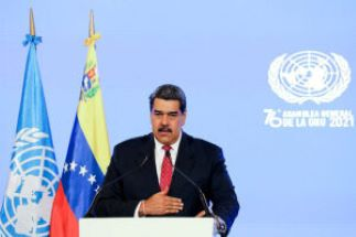 Venezuelan President Calls for a World Free from Economic Domination of an Empire