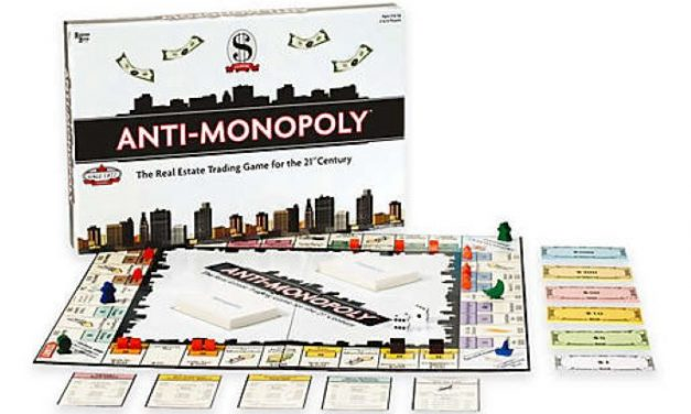 The Return of Anti-Monopoly?
