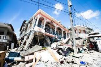 Socialism in the Mix as Haitians React to Catastrophe