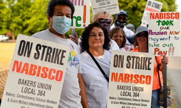 South-North Solidarity: Venezuelan Kraft Food Workers Hail US Strike against TNC