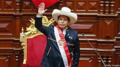 Inauguration Speech of Peruvian President Pedro Castillo