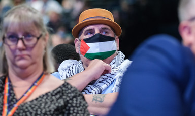 Spectacular Defeat for Israel Lobby at British Labour Party Conference