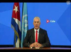 Cuba Rejects Biden's Cynicism at UN